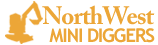 North West Mini Diggers logo